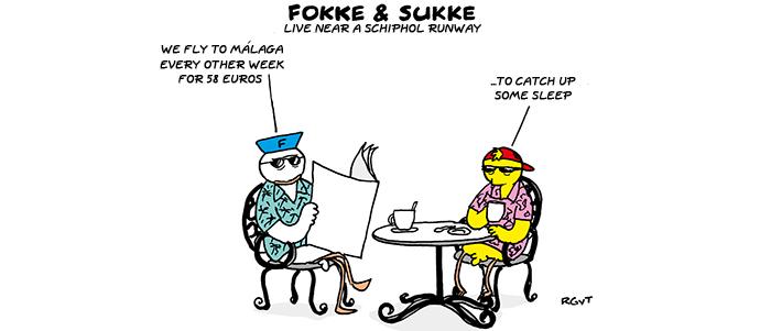 Some Dutch dark humour