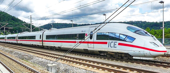 Faster trains ensure fewer aircraft