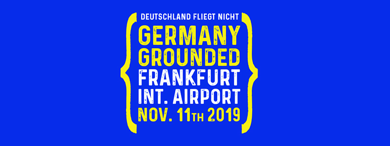Action 'Germany grounded'